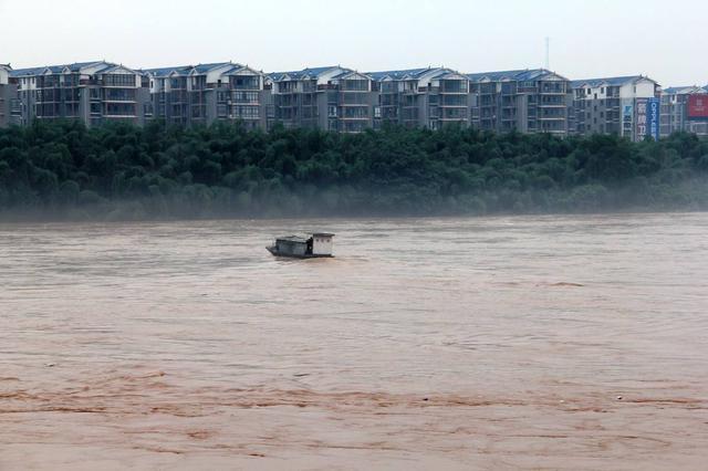 注意!今年长江1号洪水正式形成