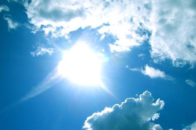 今日起升温 两天后全省进入高温模式