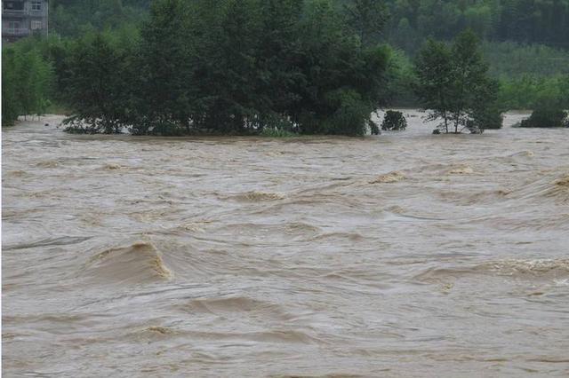全省高速公路共发生水毁439处
