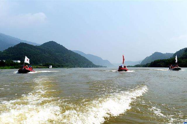 拦蓄洪水187.9亿立方米 湖南11座大型水库防汛帮大忙