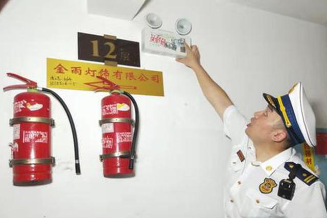 曝光!长沙县香槟花苑小区存在重大火灾隐患