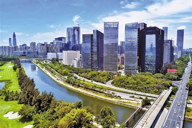 深圳建设先行示范区 专家:湖南可享近水楼台之利