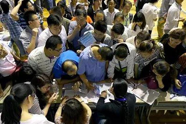 湖南省2019年高职专科批第一次征集志愿投档分数线出炉