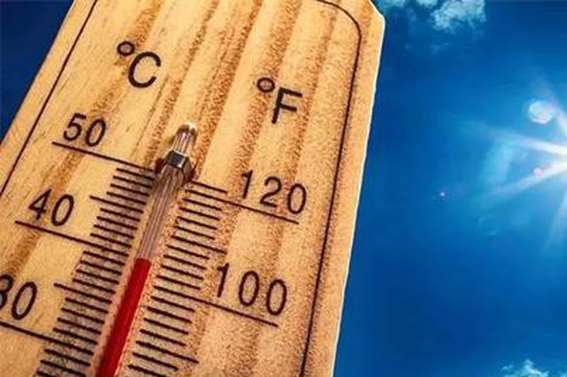 8月湖南有多热?平均高温日13天