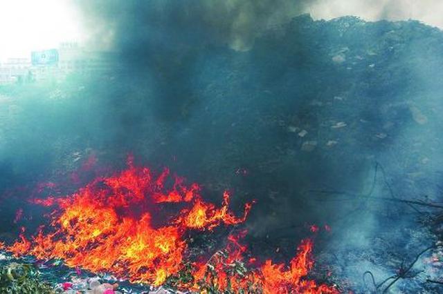 常德:一个火点罚10万!严打露天焚烧秸秆和垃圾