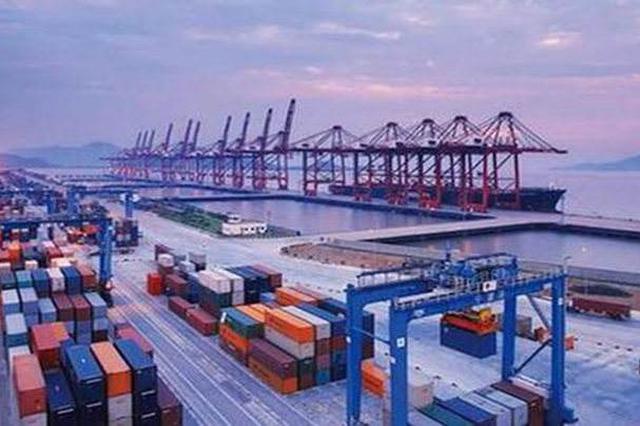 湖南1-7月进出口总体增速全国第一