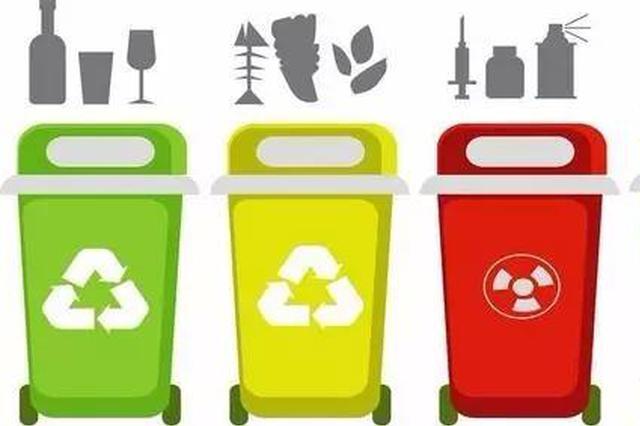 长沙:生活垃圾分类条款纳入物业服务协议