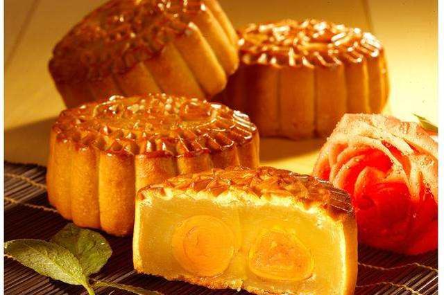 月饼销量同比增52%莲蓉蛋黄卖最好 你喜欢哪种口味