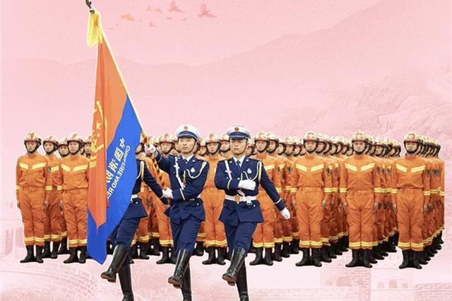湖南省面向社会招录684名消防员