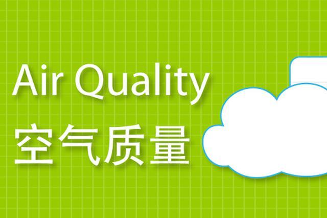 湖南8月空气质量情况公布