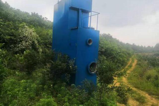 邵阳县查处一起假冒净水设备案 查扣产品涉案货值达100万余元
