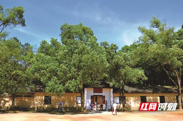 湖南又添2个全国爱国主义教育示范基地 全省共29处