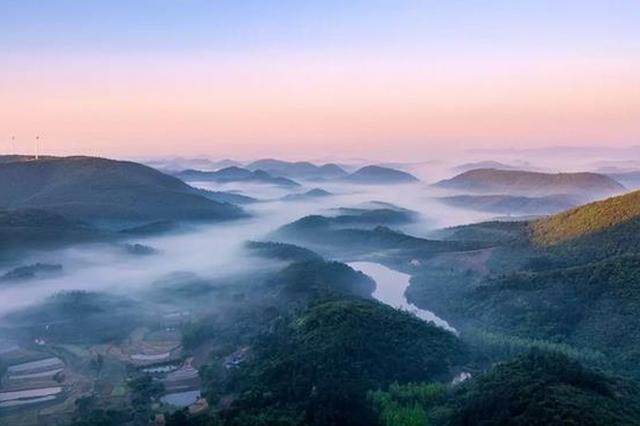 九龙江国家森林公园全力打造国家级森林康氧基地示范区