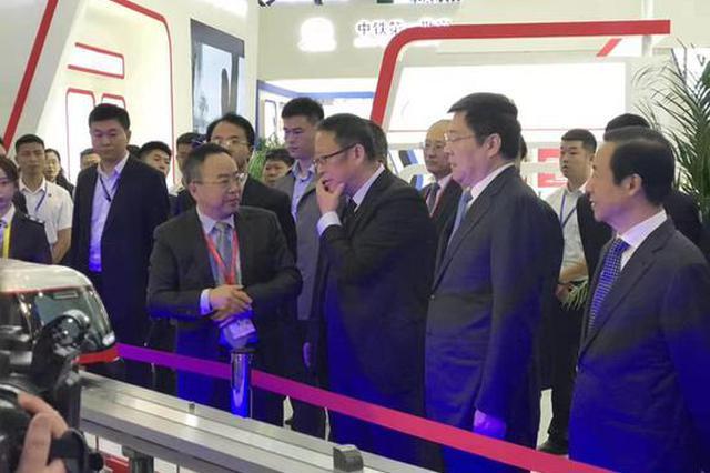 2019轨道交通和装备制造博览会长沙轨道展台亮点抢先看