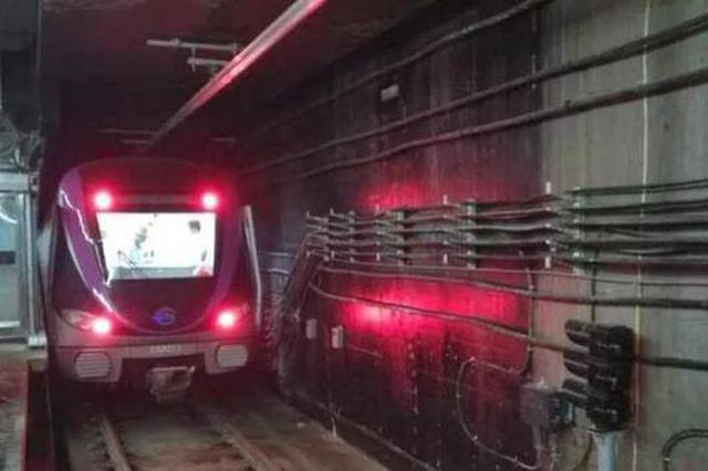 长沙地铁4号线罐子岭站3号出入口将进行临时封闭
