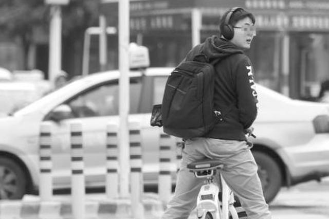 长沙启动整治行人交通违法行为 行人闯红灯将留交通违法记录