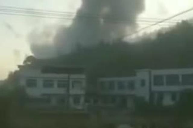 湖南浏阳一花炮厂爆炸致一死一伤