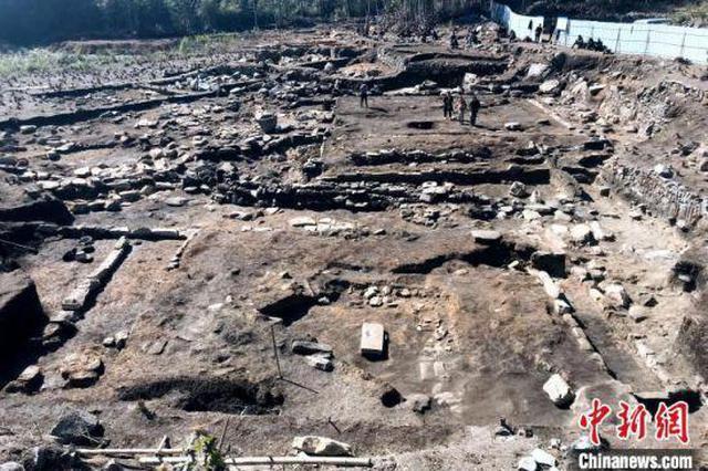 岳阳发现一处宋元、明两个阶段的寺庙遗址