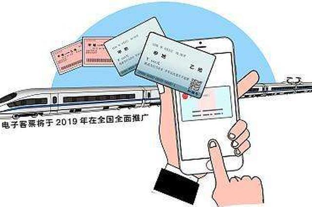 湖南11个高铁站将实施电子客票