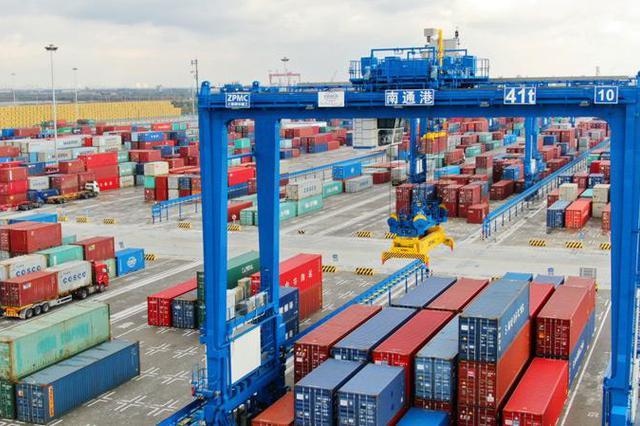 28.5万亿元!我国前11个月进出口总值同比增长2.4%