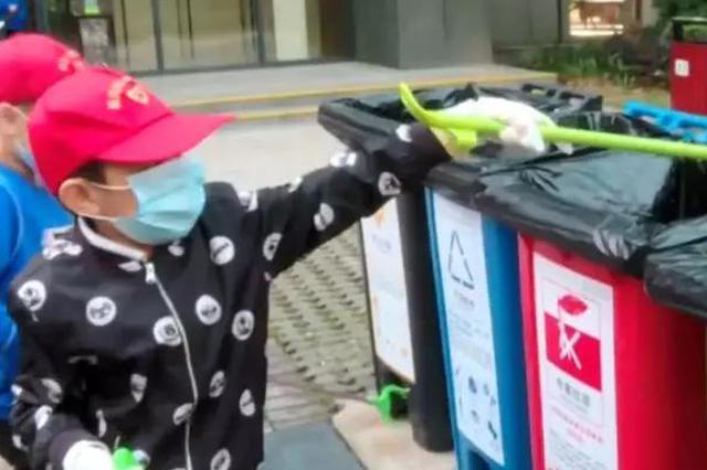 扔垃圾也能挣钱!长沙资源回收再利用