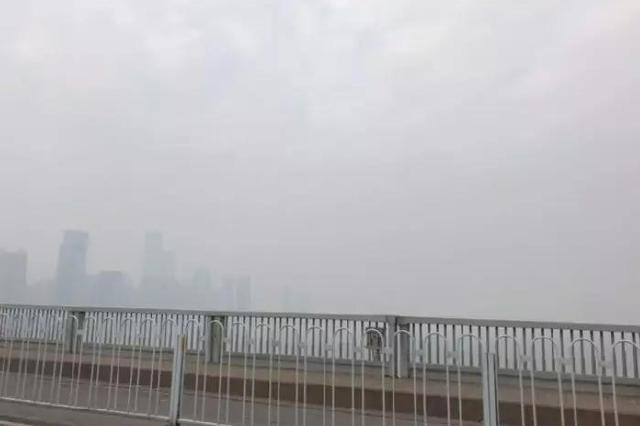 长沙重污染天气橙色预警 四桥两隧单双号限行 公布16个管控点