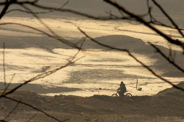 长沙石塘水库将开发景区 现库底朝天