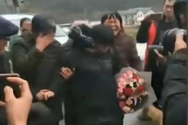 16岁女孩被人贩子骗卖到江苏 21年后认亲回湖南老家过年