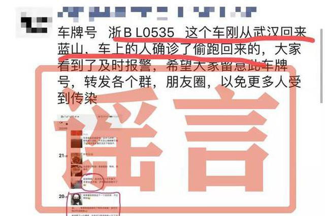 这些关于永州新型冠状病毒肺炎谣言,千万别信!