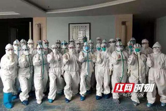 7组数据回顾湖南2月战疫情况,3月等你好消息!
