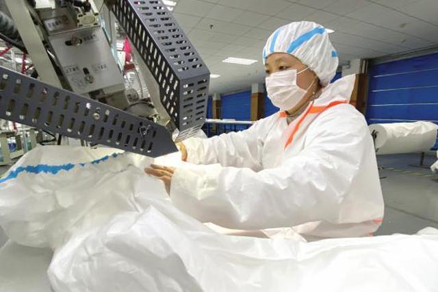 湖南规模以上工业企业复工率97.7% 到岗率88.7%