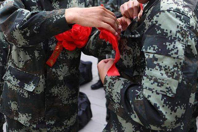 湖南出台37条优待措施激励大学生参军入伍