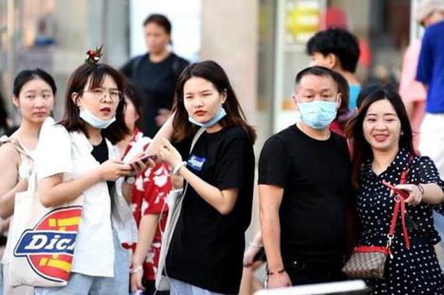 长沙口罩调查: 进出医院市民戴口罩100%, 逛街出行仅三成