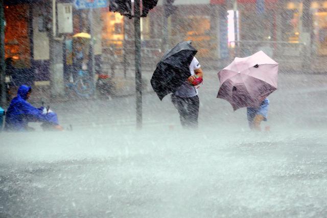 湖南今年首个暴雨橙色预警发布 请加强防范