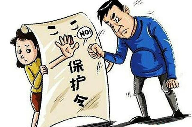 结婚 26 年育有两女,妻子不堪忍受打骂申请法律保护