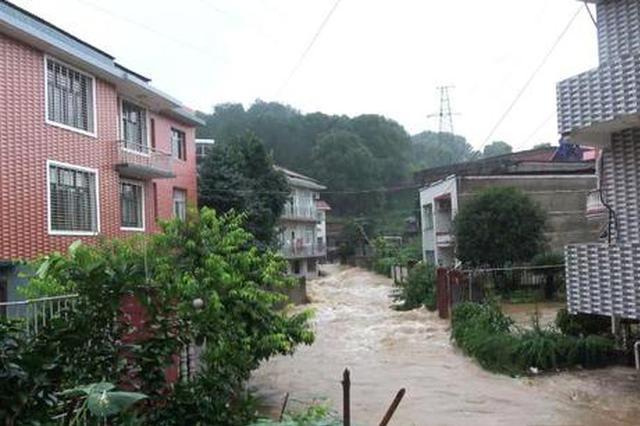 湖南省防汛应急响应提升至Ⅲ级,岳阳、张家界等地为重点区域