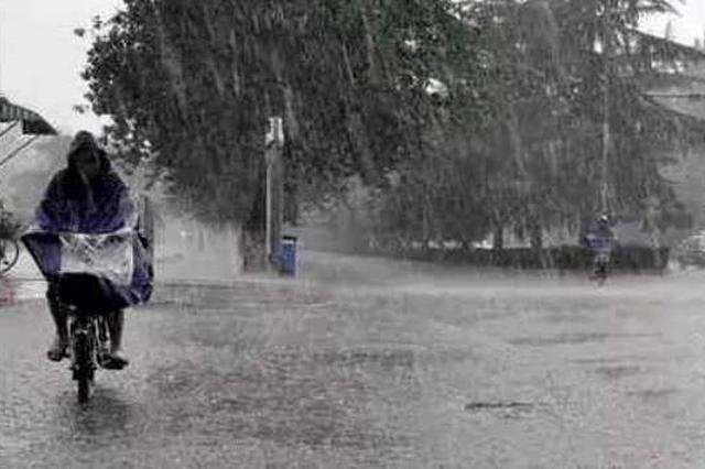 预警丨7月10日前湘西北将有连续性暴雨 湖区水位将持续超警