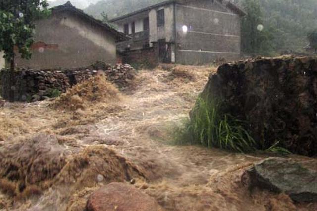 湘潭市发布山洪灾害气象风险预警
