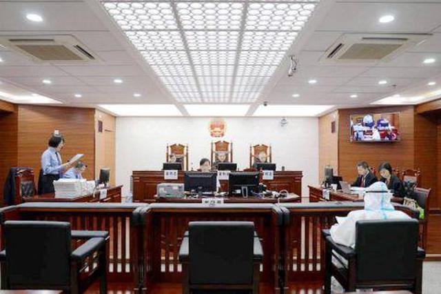 被控挪用公款9300万 湖南株洲国投集团原总经理杨尚荣受审