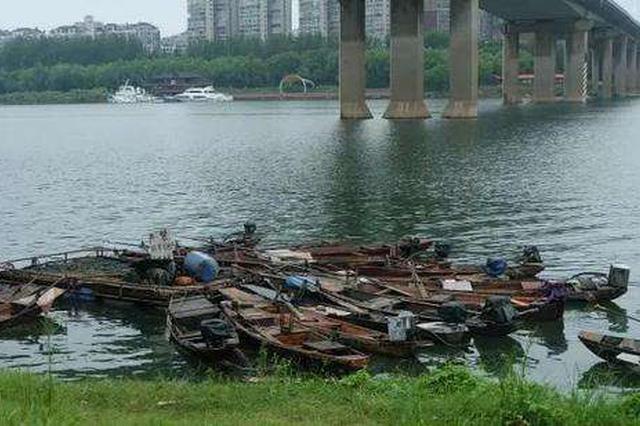 湘江干流株洲段禁渔10年