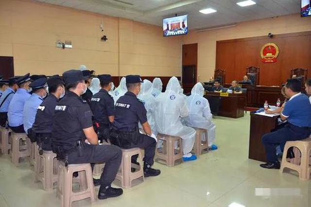 山林争端引发矛盾,郴州桂阳县一涉宗族恶势力案件宣判,18 人获刑
