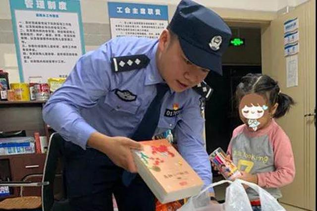 父亲涉毒被抓,6 岁女儿无人照看,浏阳民警爱心接力