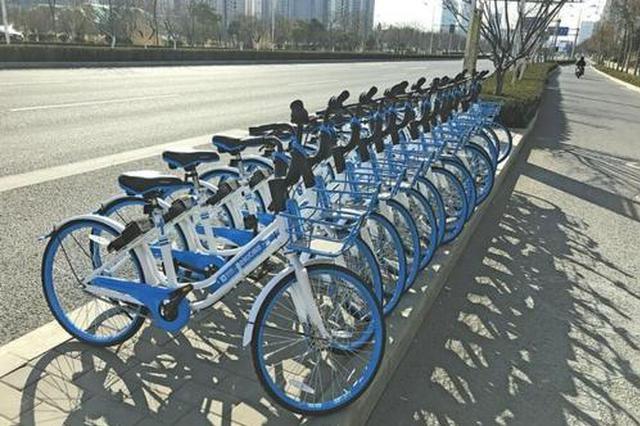 长沙已回收无牌共享电单车21.7万辆