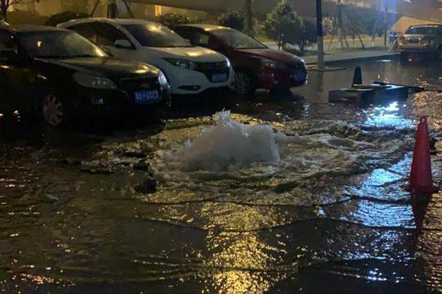 """长沙一小区漏点太多频繁停水欠费28万 物业说""""承担不起"""""""