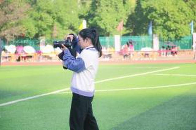 最美的青春定格在镜头里,长沙一女生三年为室友拍摄上千张照