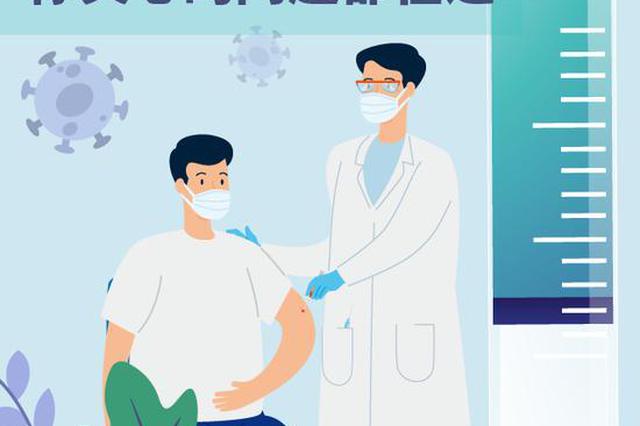 【科普图解】湖南首批新冠病毒疫苗免费接种,你关心的问题都