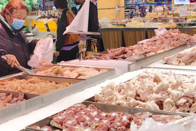 春节还能购买冷冻食品吗?专家:消费者感染几率仅为……
