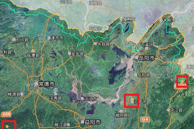 注意了,湖南出现12处高温火点,请加强防范