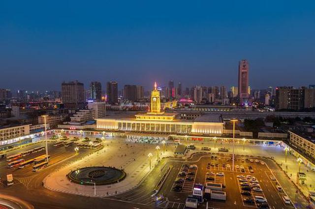 多视角下的长沙火车站 翻新后更加时尚