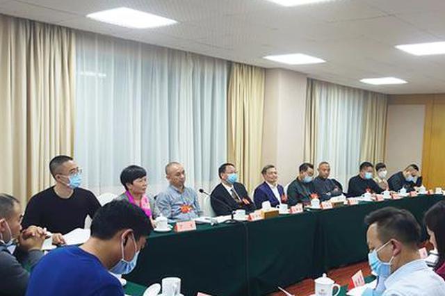 建言献策共谋发展 长沙市政协委员参加分组讨论